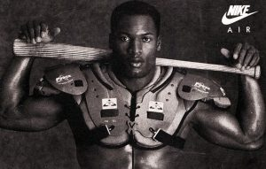 Bo Jackson was a king among multi-sport athletes