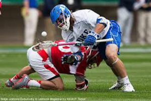 Brendan Fowler Pinch and Pop Lacrosse Face-off Specialist