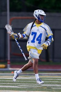 Lyle Thompson Playing For the Major League Lacrosse Florida Launch