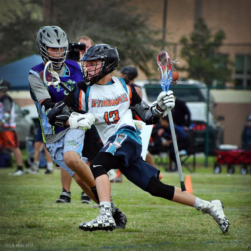 Space Coast Stingrays High School B Stingrays Jared Weiss