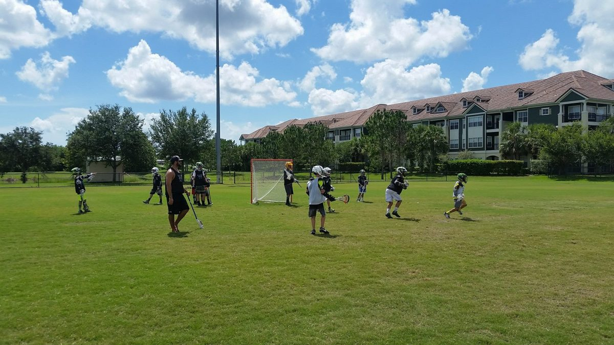 Space Coast Summer Lacrosse Pro Camp