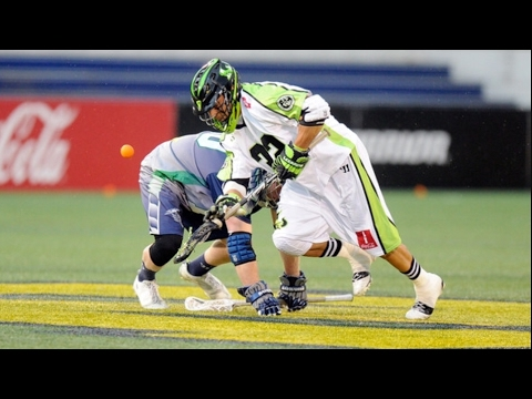 Greg Gurenlian - Arguably Best Lacrosse Face Off Of All time